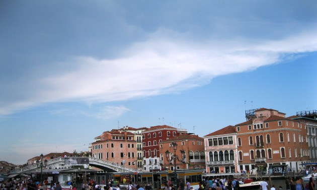 Venice will never cease to delight visitors, even with all its quirks