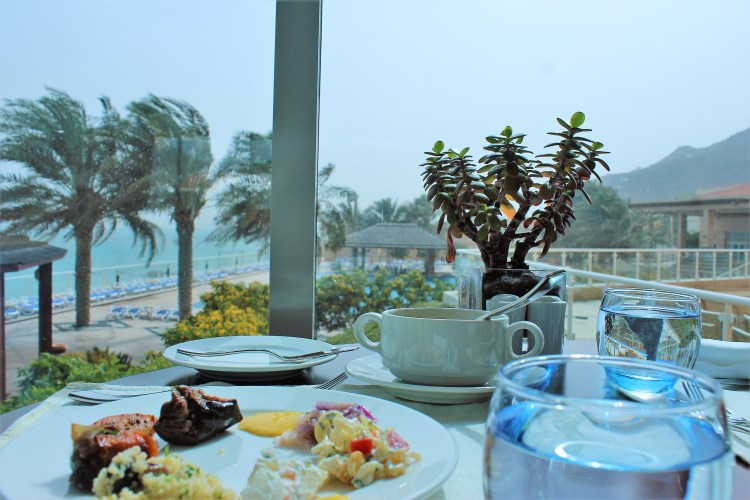 Khor Fakkan - a town in Sharjah where the platter is just as beautiful as the panorama