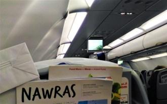 ONBOARD AIR ARABIA'S A320
