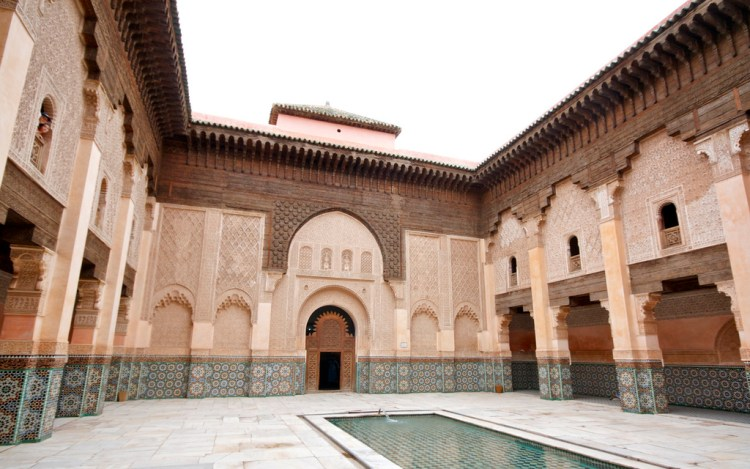 Ben Youssef Madrasa (Credit: eatswords under CC)