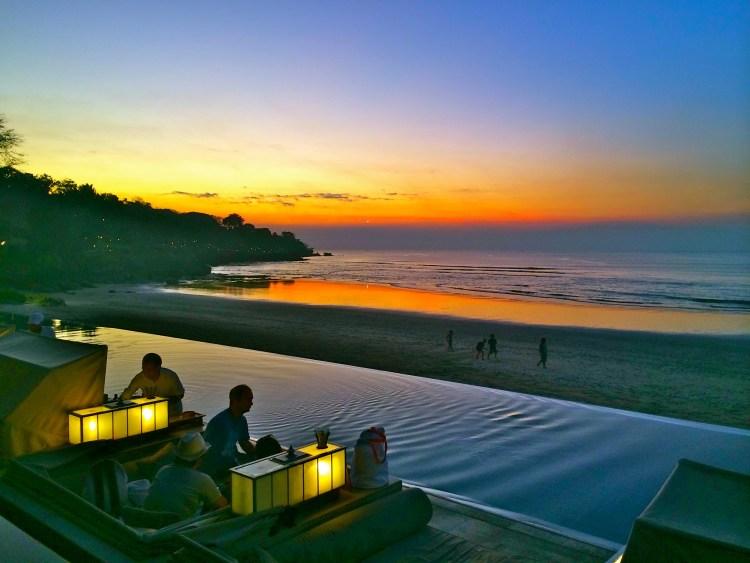 Four Seasons Resort Jimbaran Bay (Courtesy: Sackerman519)