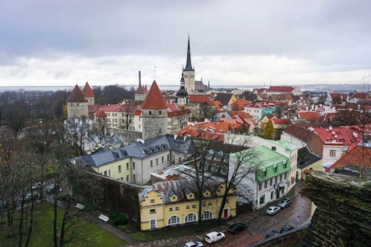 Tallinn (Courtesy: Allison Green)
