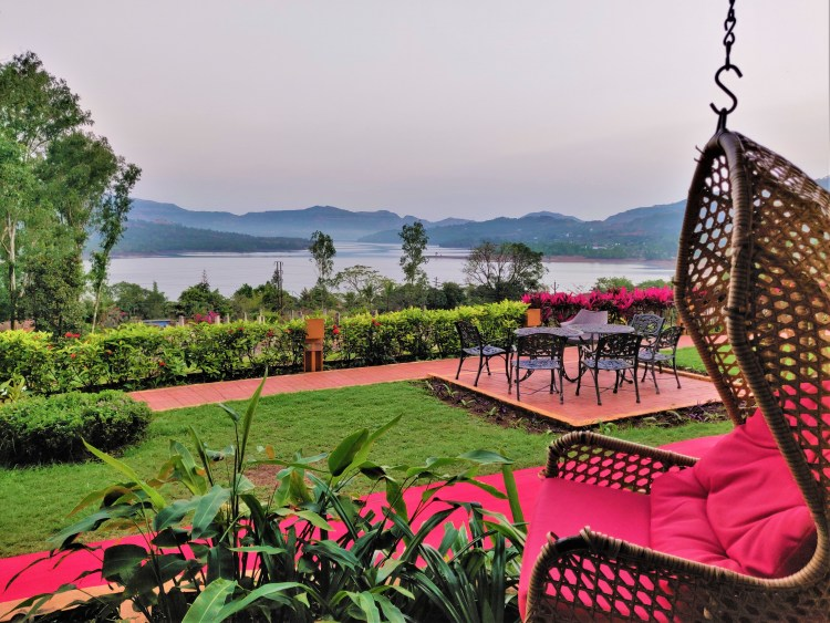 Residency Lake Resort in Mulshi
