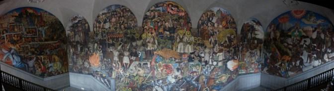 DF 23 - Mural de Diego Rivera
