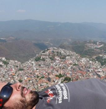 Mirador del Cristo de Taxco