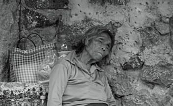 Mujer en Taxco