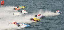Mundial de Motonáutica de novo em Barca         d'Alva