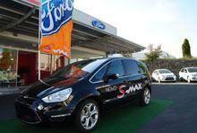 Finiclasse apresentou novo Ford S-Max