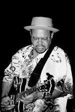 Larry Garner, Michael Hill's Blues Mob e         Cisco Herzhaft no Transblues
