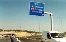 Governo mais perto de introduzir portagens         na A23 e A25