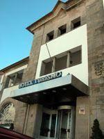 Assembleia Municipal aprova dissolução de         Hotel Turismo