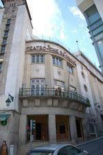 Remodelação do Teatro-Cine da Covilhã mais         próxima