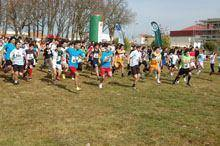 Centenas correram corta-mato do Desporto Escolar