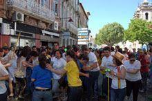 Desfile académico animou ruas da Guarda