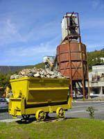 Empresas exploram minérios na região