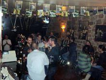 Convívio da Semana do Caloiro espalhou-se         pelos bares da Guarda
