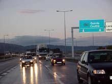 Percorrer a autoestrada da Beira Interior         vai custar 19,30€