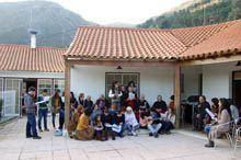 Alunos de Gerontologia do IPG animaram         centro de dia de Vila Soeiro