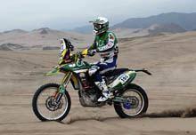 Mário Patrão foi quarto na última etapa e terminou Dakar em 30º