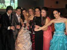Baile de finalistas da Escola Secundária         Afonso de Albuquerque