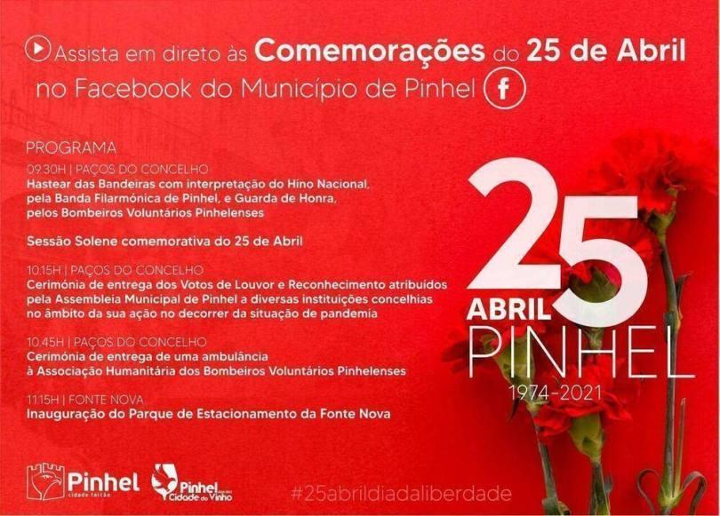 Publicidade Jornal O Interior 25 Abril 21 04 2021