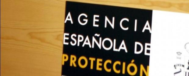Potestad sancionadora de la Agencia Española de Protección de Datos