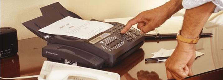 Envíos de datos personales relativos a la salud vía fax