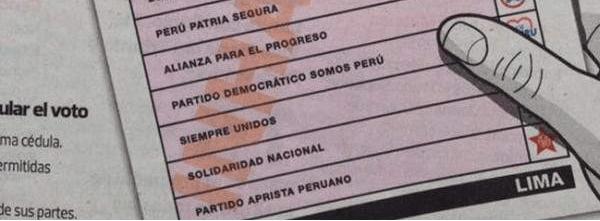 El Voto Electrónico No Presencial Y El Uso Del Documento