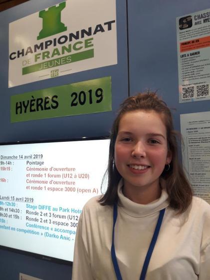 Hyeres 2019 J1 Sophie MH