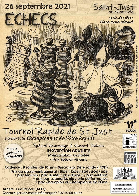 11e Rapide de St-Just-En-Chaussée – 26 septembre