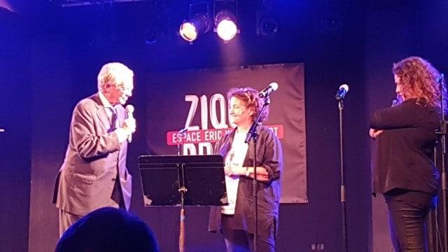 Discours de Monsieur Marini, maire de Compiègne, au concert de Moise Melende pour Partage Oise