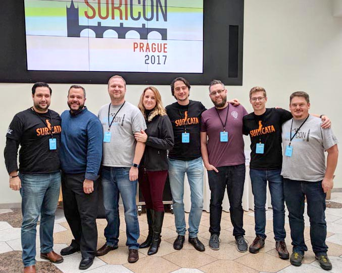 Oisf Team at SuriCon 2017