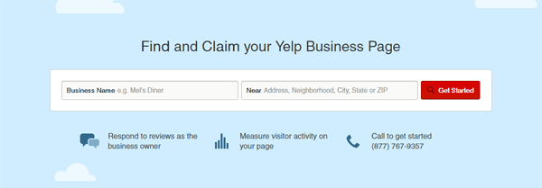 yelp-claim-search