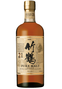 Taketsuru Pure Malt 21 Years Old