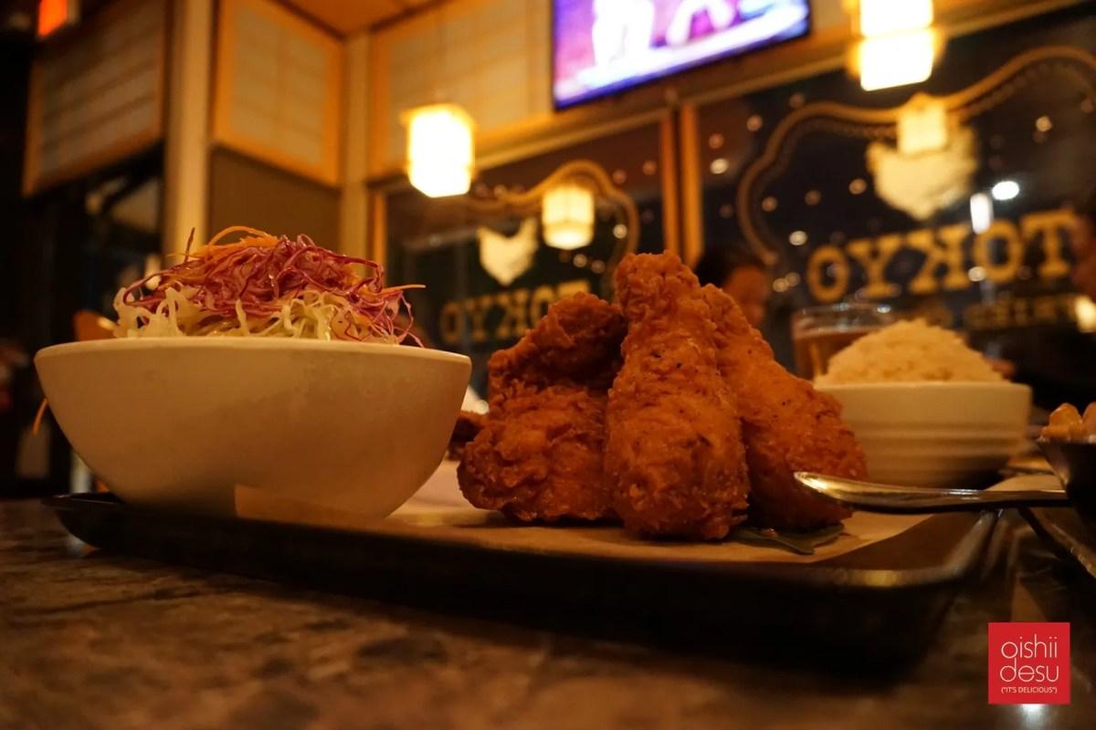 Tokyo Fried Chicken Co., LA/Tokyo Style Soul Food