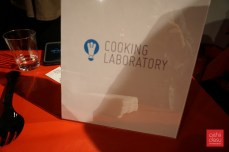 "I was wondering who in the world is the ""Cooking Laboratory"""