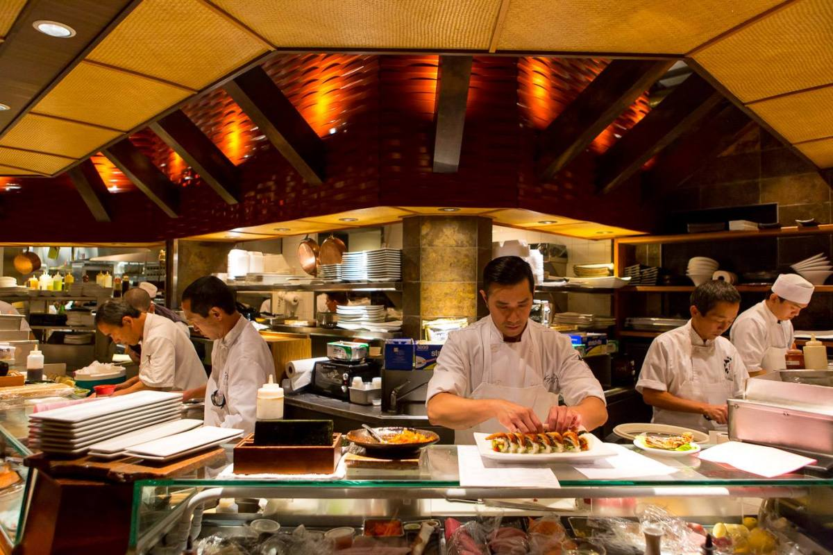 What it's like to work at Denver's Sushi Den by the numbers