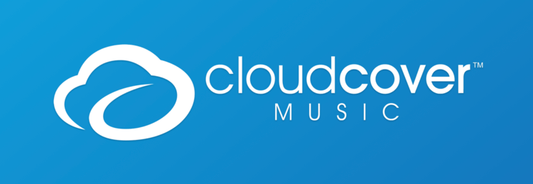 Photo Description: CloudCoverMusic.com logo.