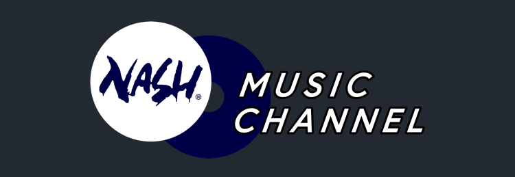 Photo Description: Nash Music Channel logo.