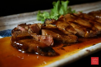 Good ole beef teriyaki. One of the better ones in the area.