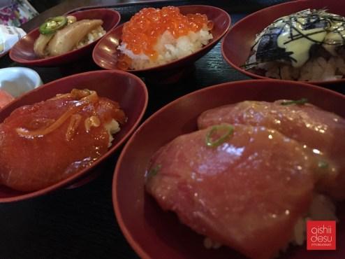 wanko sushi