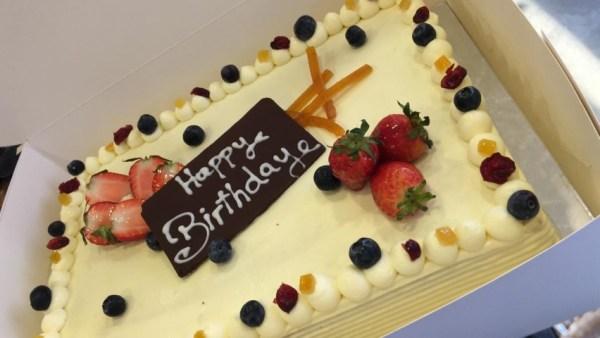 Birthday cake 2kg