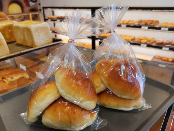 Oishi Pan Bakery Singapore - Best Butter Roll