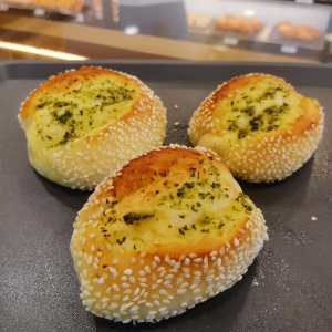 Oishi Pan Bakery Singapore - Best Garlic Bread