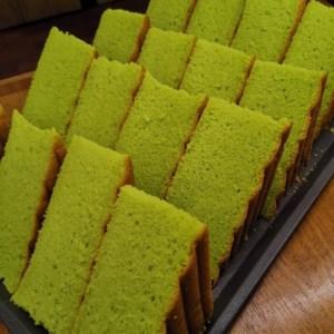 Kaya Chiffon Cake