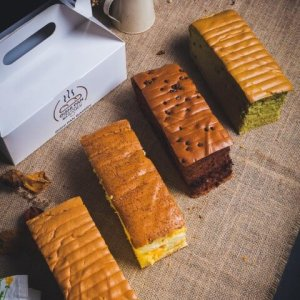 castella cake (古早味蛋糕新加坡)