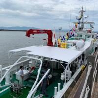 大分県漁業調査船 豊洋
