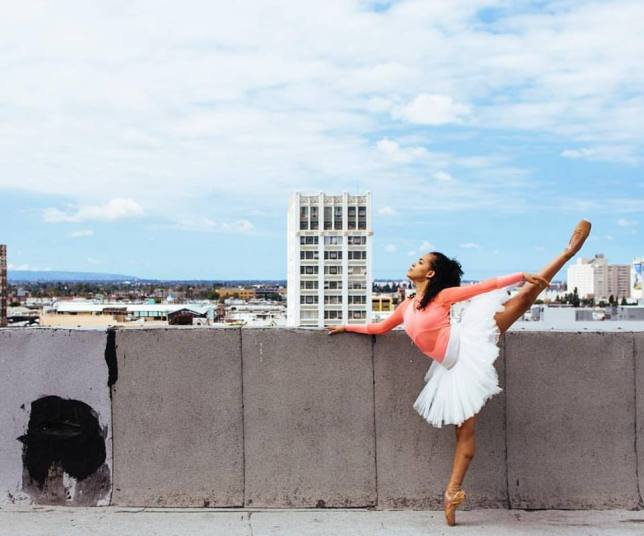 Foto: Ballet Zaida