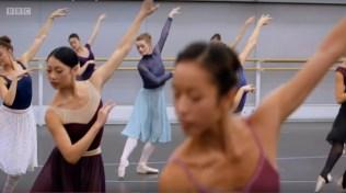 Ensaio Corpo de Baile