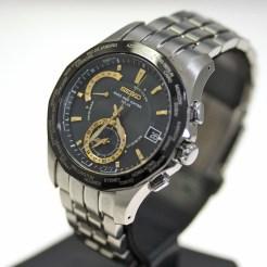 川崎の質屋追分質店セイコーブライツワールドタイム電波時計買取20180326-05